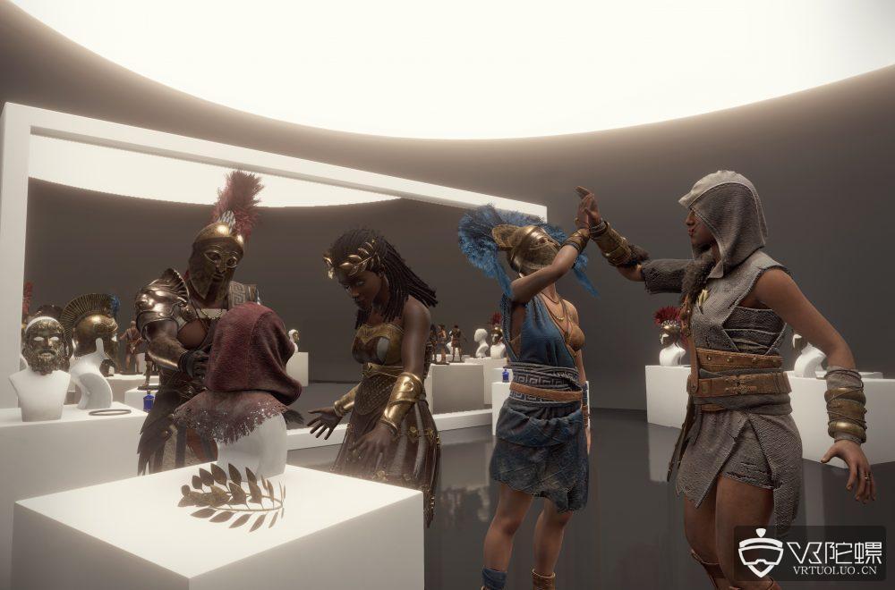 育碧VR线下密室逃脱体验将登陆超100家线下体验店