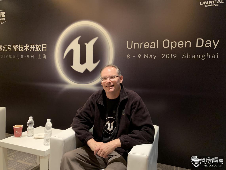 """【专访】""""虚幻引擎之父""""Tim Sweeney:VR、AR未来的发展路线及游戏产业趋势"""