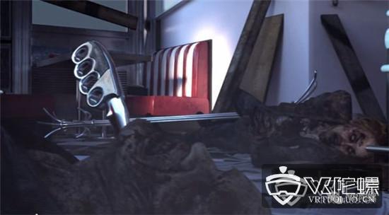 《行尸走肉》VR游戏今秋上市,官方首曝预告片;深慧视获联想创投千万级Pre-A轮产业投资