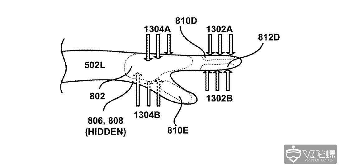 索尼触觉反馈手套专利曝光:震动反馈,内含冷暖触感系统