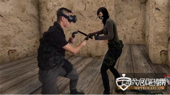 VR吃鸡《绝命战场VR》登陆E3大展即将全球发售