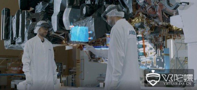 法国Airbus正式向日本航空公司提供HoloLens应用,称导入AR后飞机生产效率将提升4倍