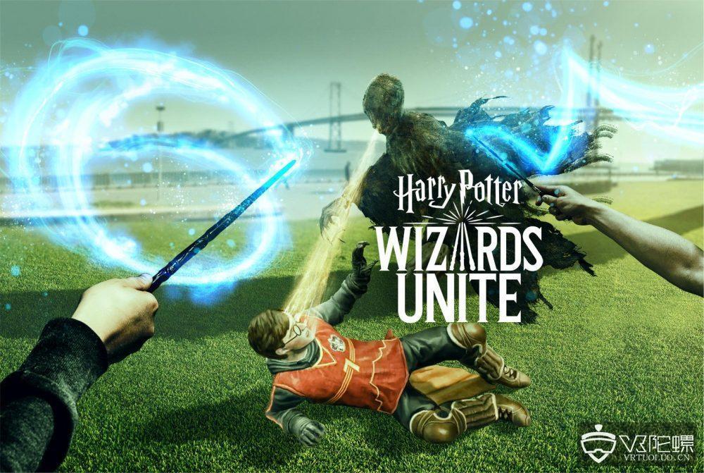 AR手游《哈利波特:巫师联盟》已于今日上线,支持iOS及安卓设备