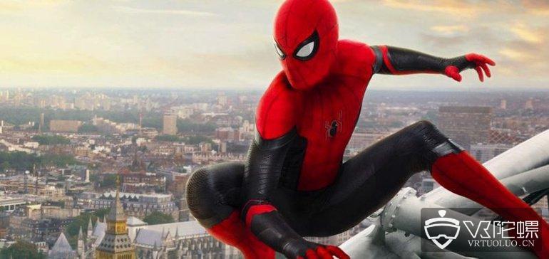 为宣传《蜘蛛侠:英雄远征》,索尼授权Snapchat推出全新AR滤镜
