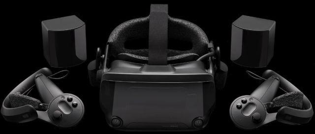 Valve Index VR 套件登顶steam平台周销量榜