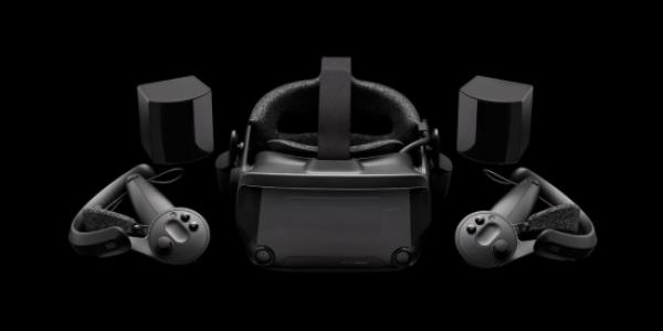 Valve Index VR套件再登Steam周销售榜首