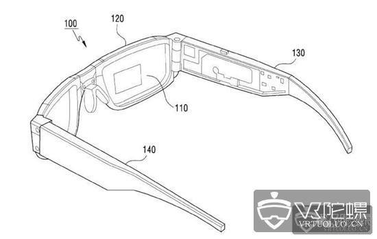 三星可折叠AR眼镜专利曝光;AR版《我的世界》将于7月下旬上线