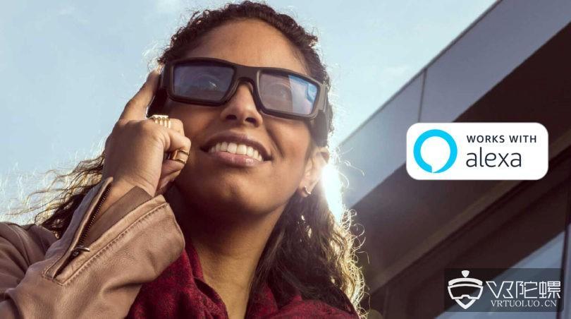 Vuzix Blade AR眼镜宣布兼容亚马逊Alexa和大疆无人机
