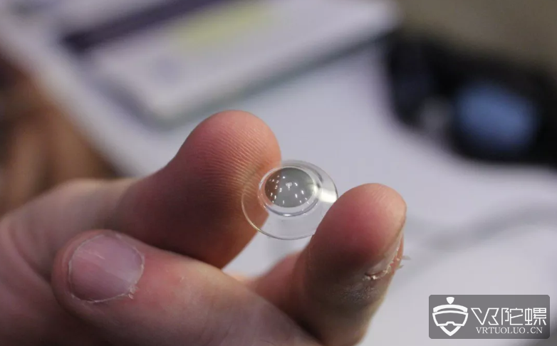 AR隐形眼镜开发商Innovega获IRB批准,将开启人体临床测试