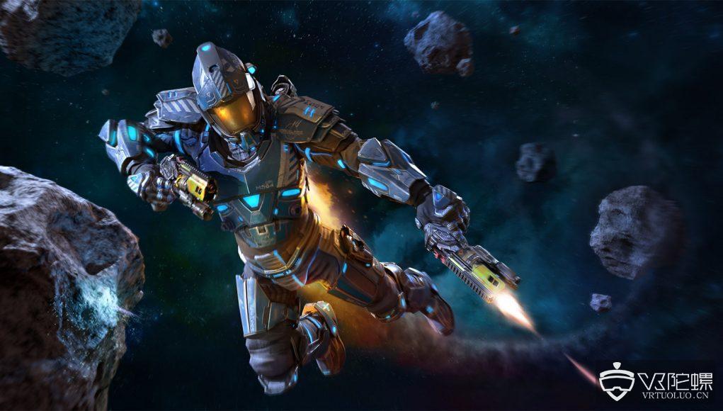 育碧于今日推出《Space Junkies》非VR公开测试版