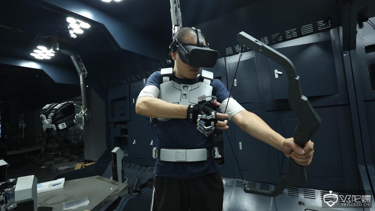 终结VR眩晕,「梦语者」用「钢铁侠战衣」破除虚拟现实发展难点