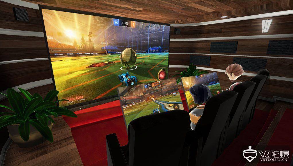 社交VR应用程序Bigscreen即将登陆PSVR,支持所有主流头显