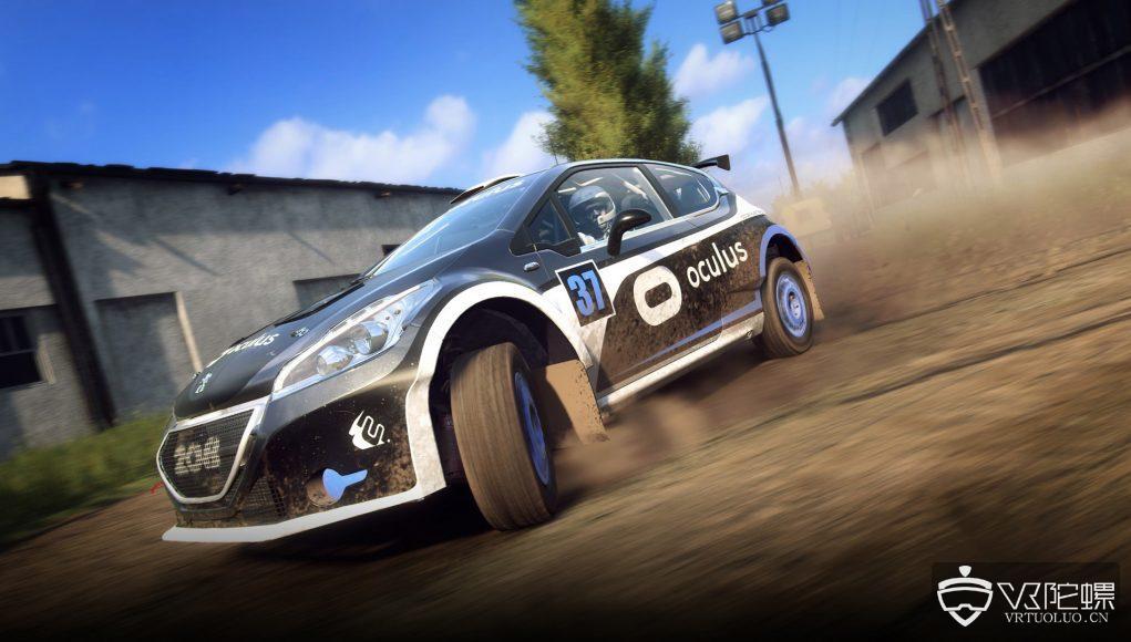 赛车游戏《DiRT Rally 2.0》新增VR模式,支持Rift、Index、Vive等头显