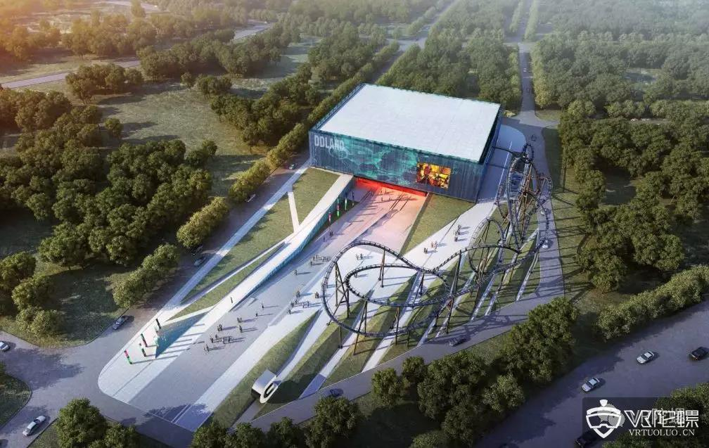 线下体验中心+大型数字乐园,数字王国空间探索线下数字娱乐新模式