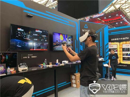 HTC Vive一键式PC VR串流、全景视频变6DOF技术背后…