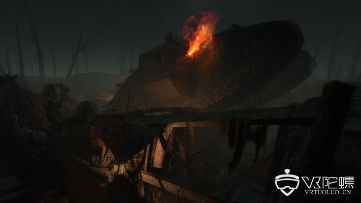 MWM Immersive推出VR线下体验《战争遗迹》,将在美国奥斯汀开幕
