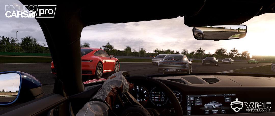 热门赛车系列游戏《Project Cars》将推出VR线下体验版本