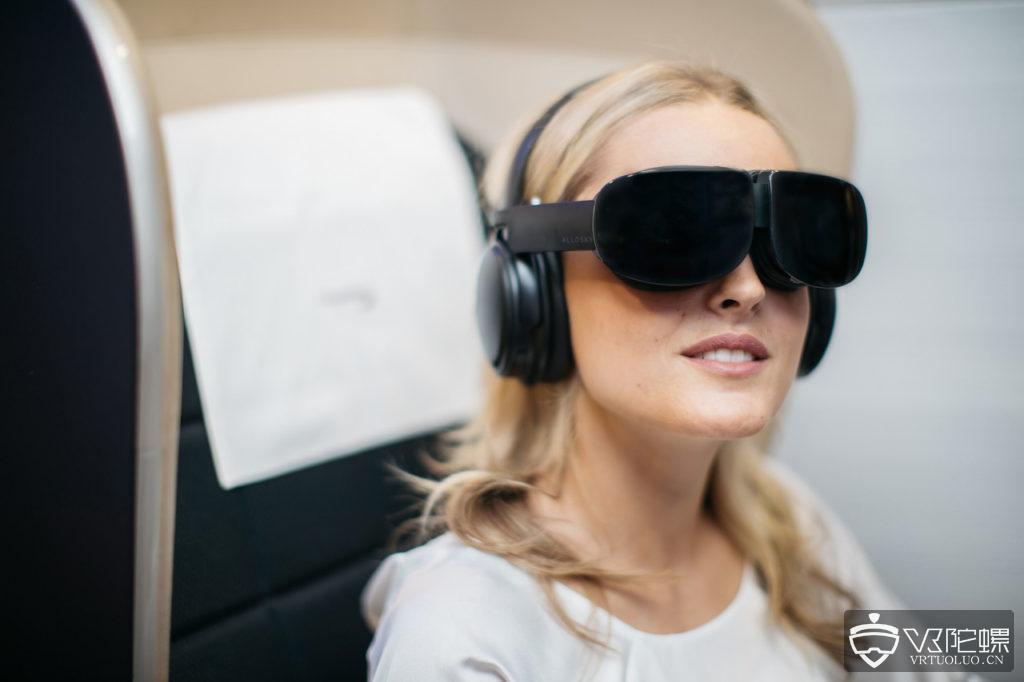 英航宣布将在纽约航线上试点VR娱乐服务