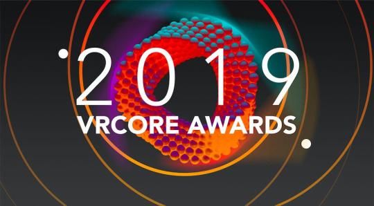 倒计时两周,VRCORE Awards报名火热进行中!