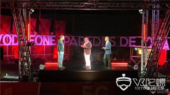 爱立信联合沃达丰展示5G实时全息通信;Nomadic计划在亚洲开办《亚利桑那阳光》主题大空间娱乐中心