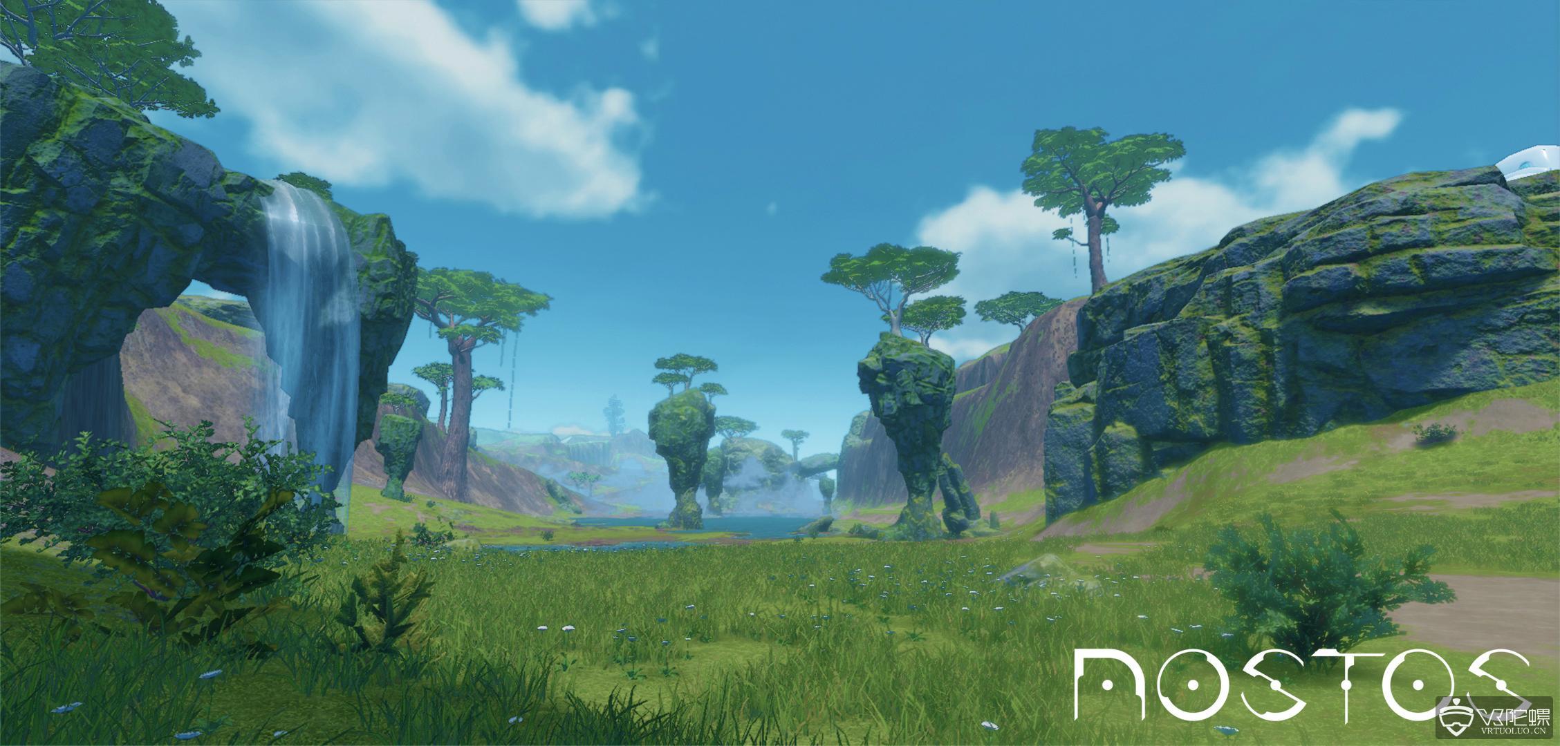 开放世界VR游戏《Nostos(故土)》今日开启技术封测资格预约