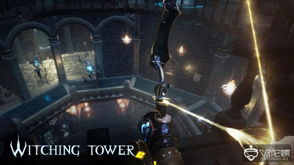 《女巫之塔VR》将于今年秋季登陆PSVR