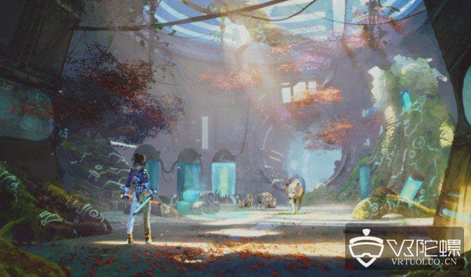 VR MMORPG游戏《Zenith》开发商Ramen VR获Y Combinator投资