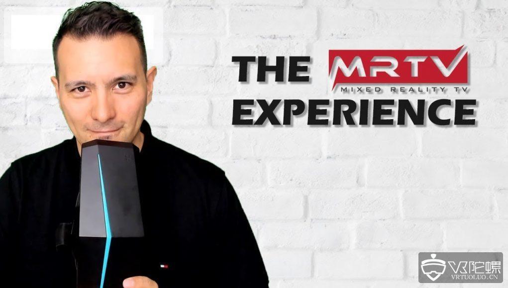 MRTV YouTube发起众筹,向付费观众展示VR头显