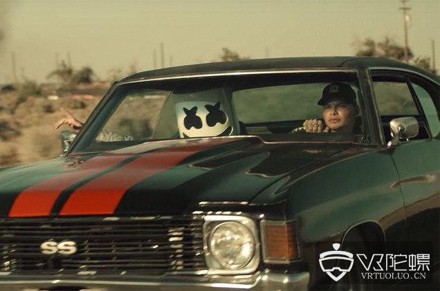 Marshmello & Kane Brown 宣布将VR直播表演单曲《One Thing Right》