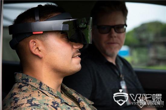 美军用HoloLens探测射频波;上海女子玩VR游戏摔坏下巴 ,起诉VR体验馆