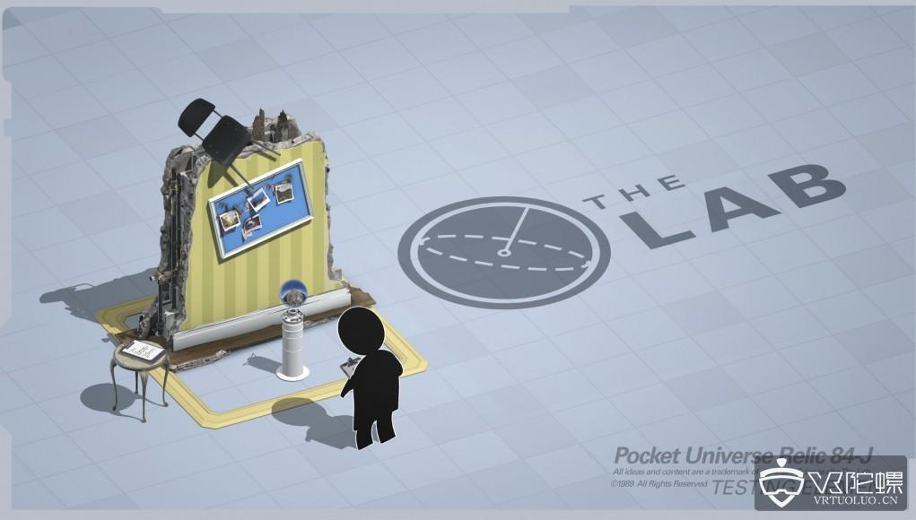 Valve为《The Lab》带来更新:支持Index手柄、优化物理反馈