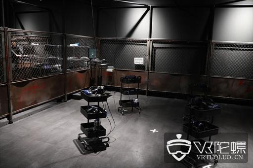 VR多人线下版《生化危机:英勇突击》体验如何? | VR陀螺
