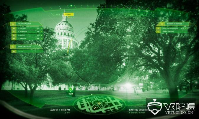 视场角200度,5K分辨率,美国Hypergiant Industries正研发AR头显