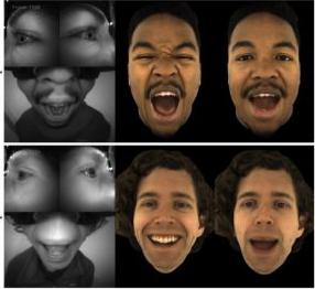 Facebook发布超现实虚拟形象新研究