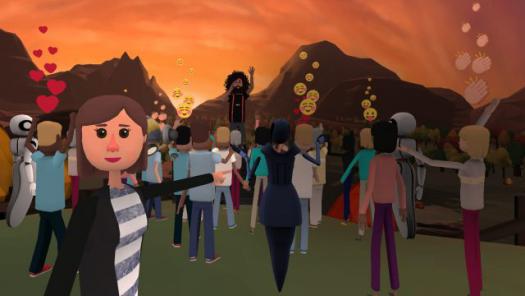 """社交VR平台""""AltspaceVR""""将在9月中旬上架Oculus Quest"""