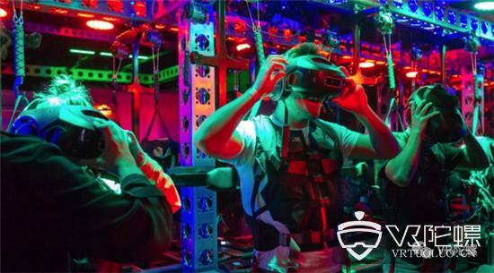 """【深度】是什么造就了2019年VR大空间体验的""""火爆""""?"""