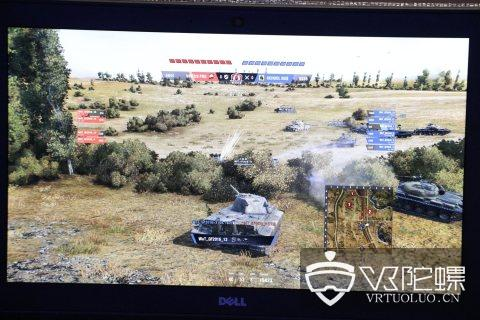 《World of Tanks VR》上架线下分发平台SynthesisVR