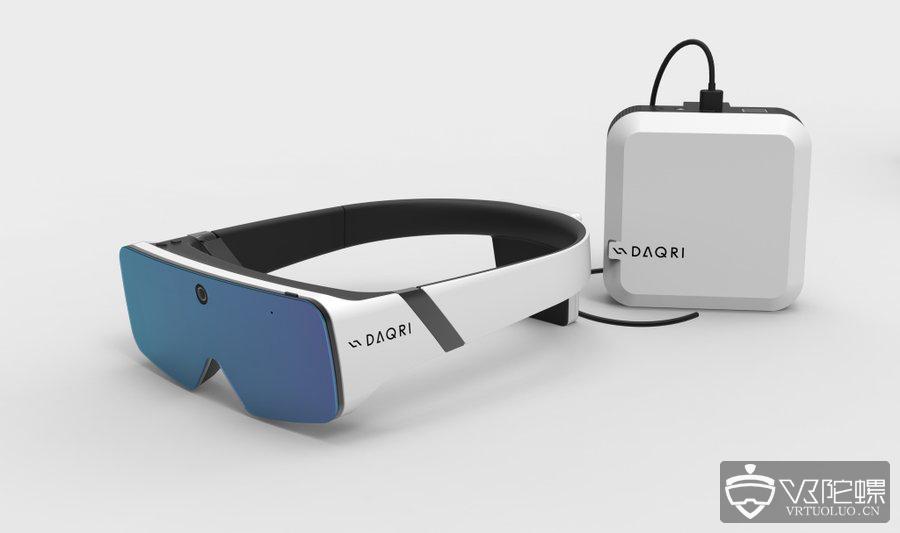 外媒:AR眼镜公司Daqri宣布倒闭,曾融资2.75亿美元