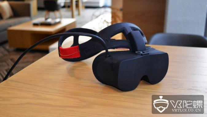 德国Vality研发视网膜分辨率超轻薄VR头显,售价约1000美元2021年上市