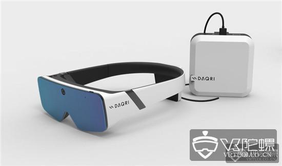 AR眼镜公司Daqri宣布倒闭;VR资本回暖,近期最高涨幅达50%