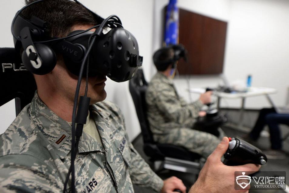 美国空军:VR培训内容将扩展至空军领域的更多方面