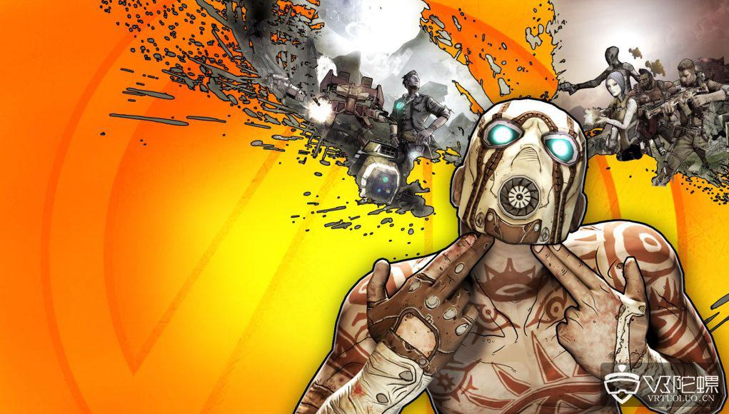 《无主之地2》将于10月推出PC VR版
