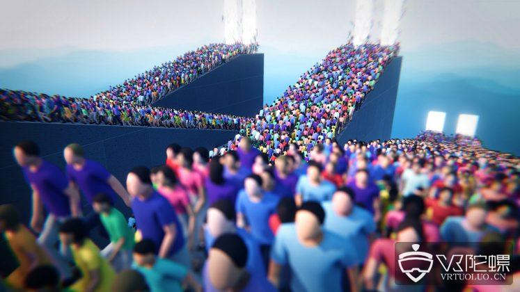 《Humanity》将于2020年上架PS VR平台