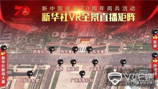 国庆在VR中看阅兵,新华社推VR+5G+8K直播矩阵;OC6对话扎克伯格,VR设备内的AR未来