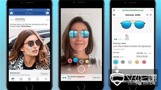 Facebook广告功能上新:视频投票广告和AR广告