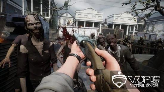 《行尸走肉:圣徒与罪人》VR游戏预告片公布,时长超15小时,将于2020年初上线