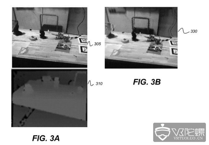 苹果专利:AR眼镜搭载RGB-D深度传感器,可实现精细3D建模
