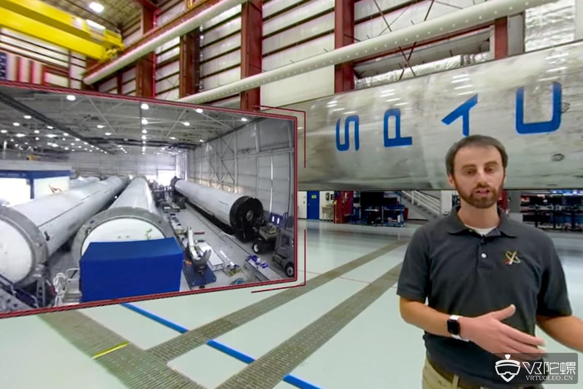 美国宇航局发布VR 360°视频展示美国载人航天计划