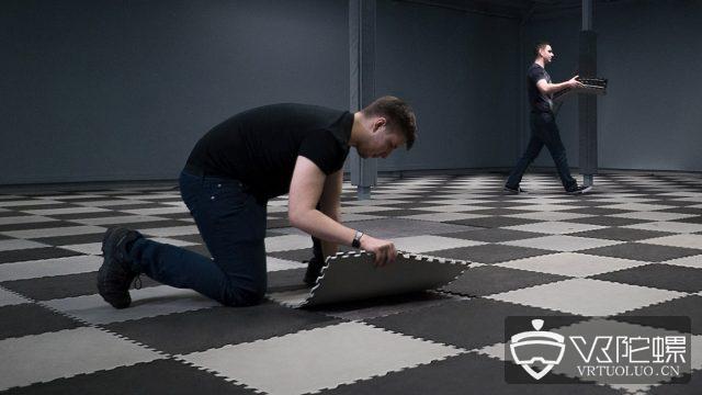 微软申请VR地毯外设专利,可用于虚拟游戏空间定位和追踪