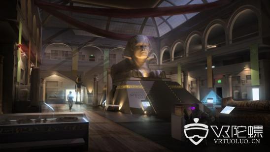 潜行游戏《Panther VR》已获过半的众筹资金支持